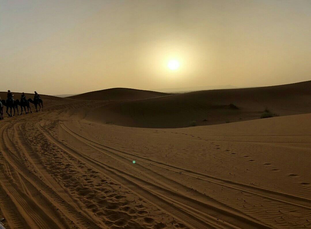 2 days 1 night Tinfou desert from Marrakech