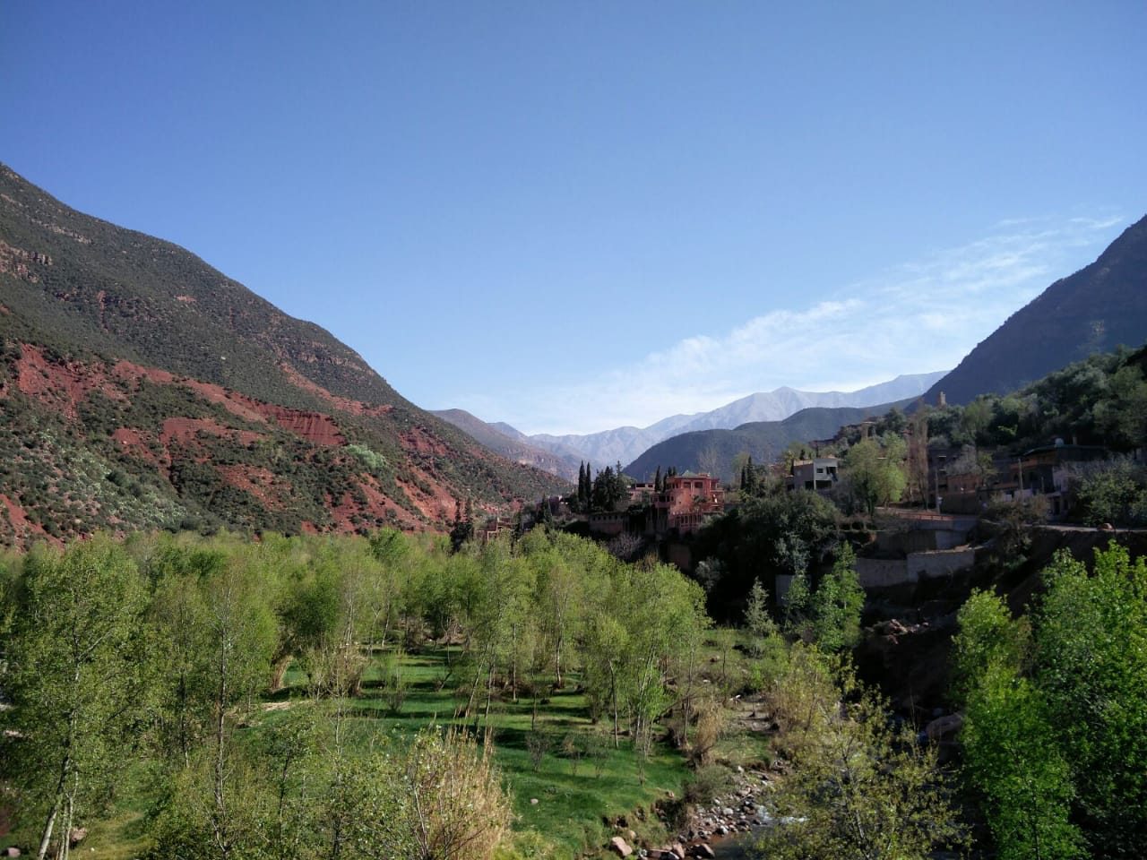 Atlas Mountains, Three Valleys Private Tour from Marrakech